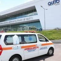 Centro de Atención Temporal en Quito atiende en emergencia a 60 pacientes diarios por Covid-19