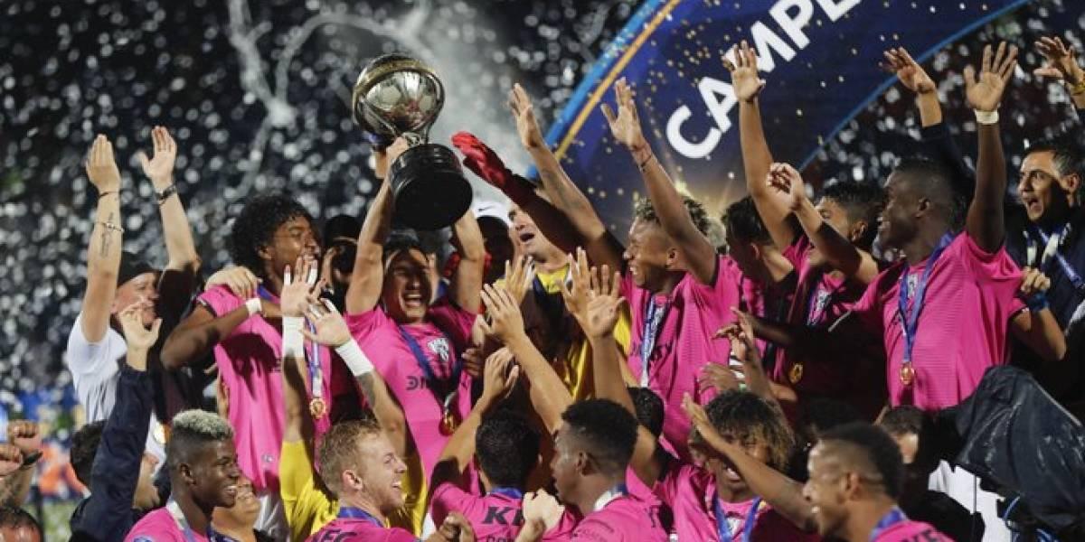 IDV el mejor equipo ecuatoriano, según listado de la Conmebol