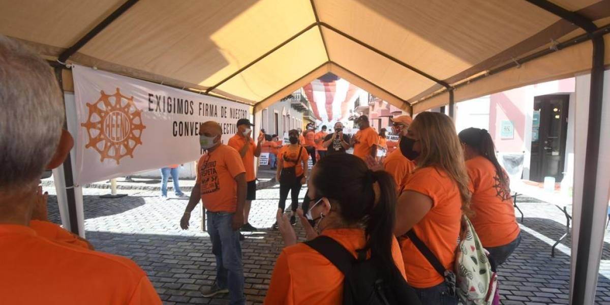 DTRH intervendrá nuevamente en conflicto entre la Heend y la UPR