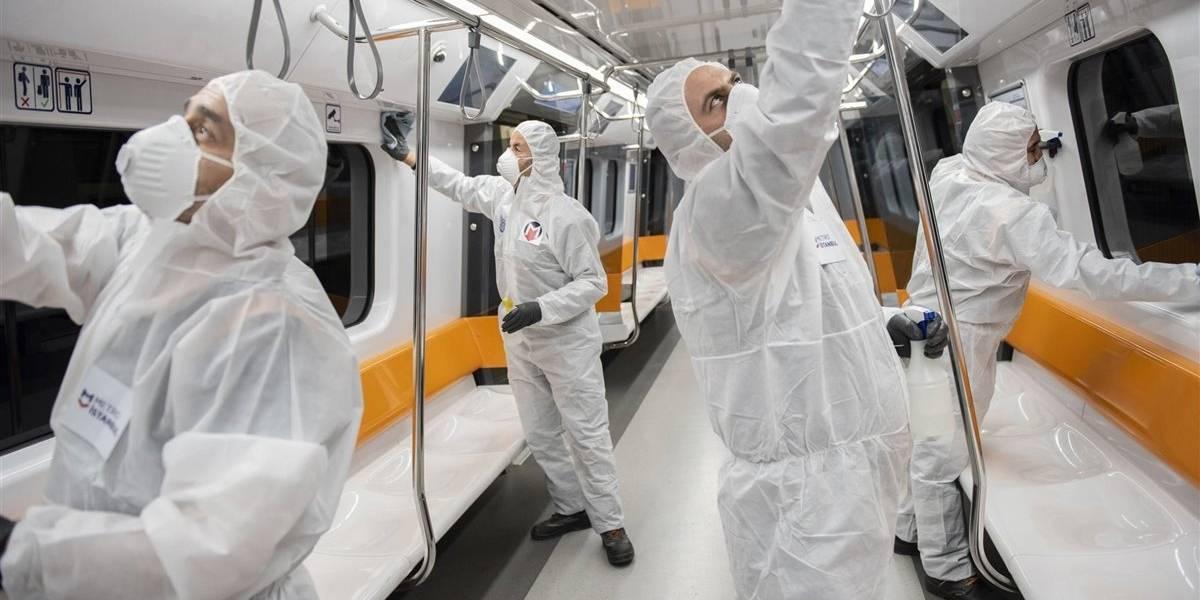 Un estudio científico publicado en Nature resuelve una duda del coronavirus: ¿está en las superficies o en el aire?
