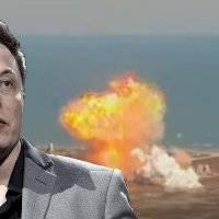 SpaceX de Elon Musk explota cohete en prueba de aterrizaje y el video se hace viral