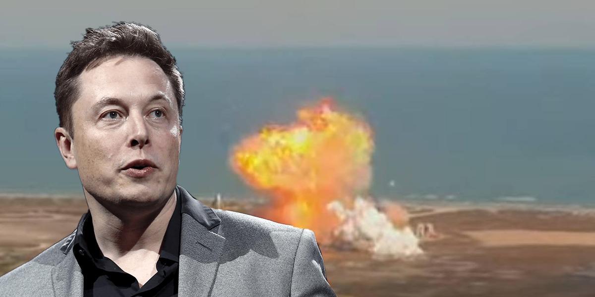 SpaceX de Elon Musk explota cohete en prueba de despegue y el video se hace viral