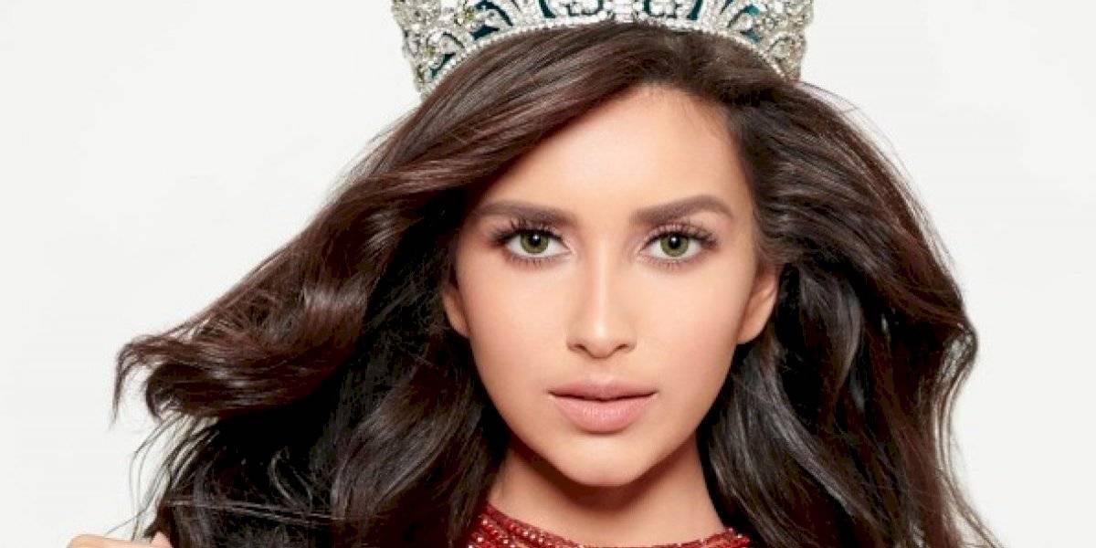 Revelan rostro de la nueva Miss Tierra Puerto Rico 2021 tras renuncia de Valerie Vigoreaux