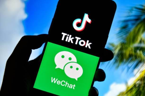 La dueña de TikTok, ByteDance, demandó a la dueña de WeChat, Tencent