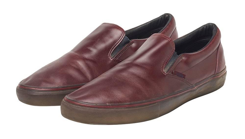 Vans que parecen zapatos de vestir 2000