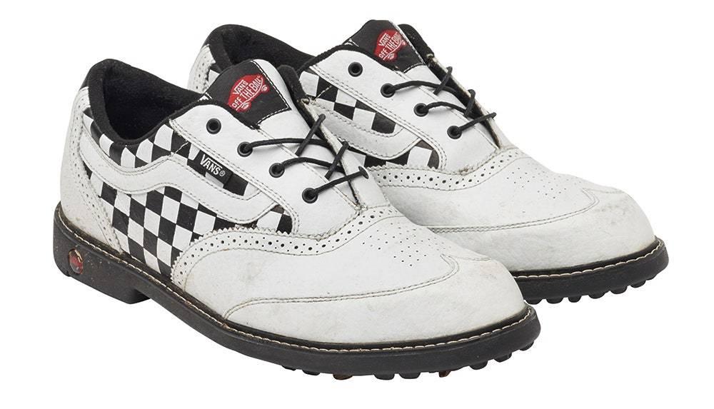 Vans zapato de golf 2007