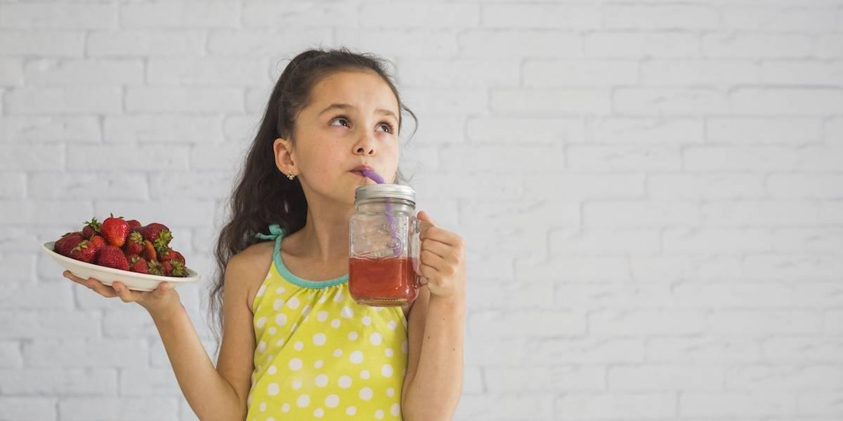 10 alimentos que favorecem o aprendizado das crianças