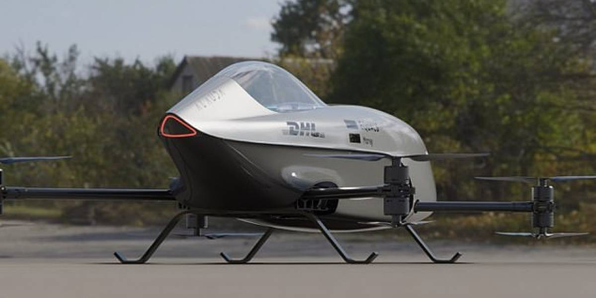 VIDEO: Conoce al Airspeeder, el primer auto volador para carreras