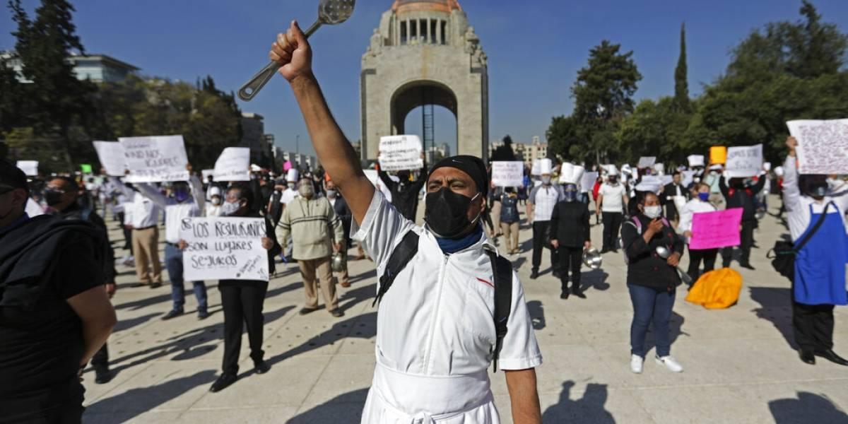 México se está quedando sin vacunas contra el COVID-19