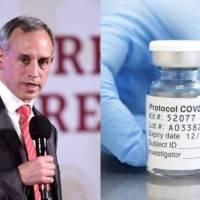 Pensar que las vacunas tienen restos de fetos es aberrante y anticientífico: López Gatell