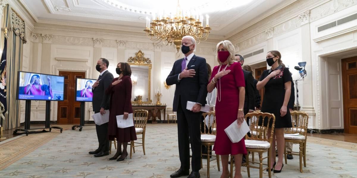 """Biden pide enfrentar el """"extremismo político"""" que dio paso a asalto al Capitolio"""