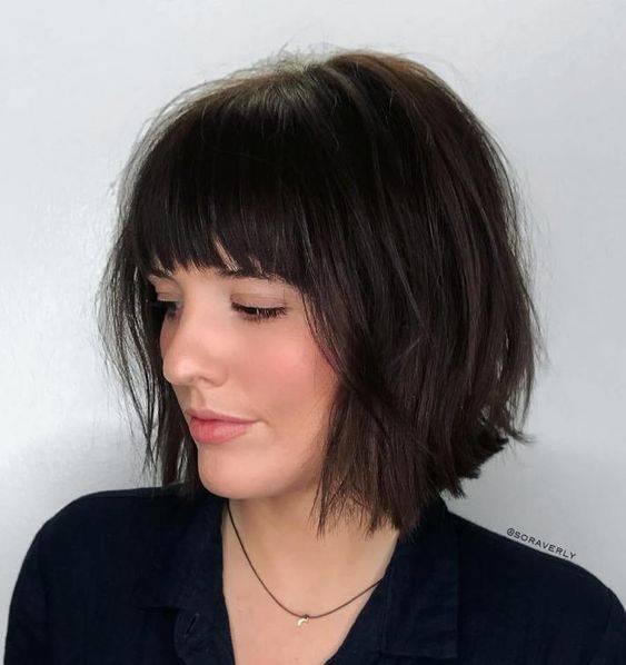 cortes de cabello fáciles de peinar