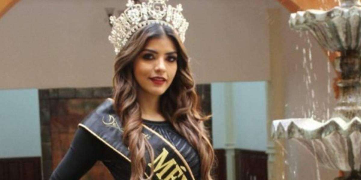 Acusan a Miss Global México de racista y homofóbica tras filtrarse unos audios