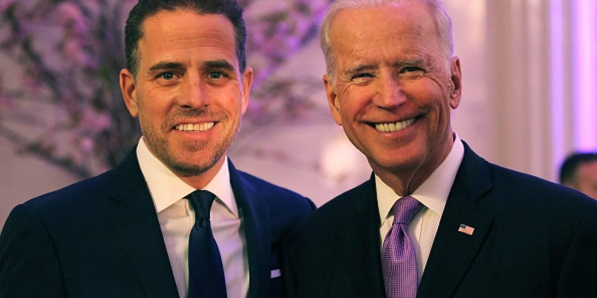 El hijo de Joe Biden publicará un libro en el que habla de su drogadicción