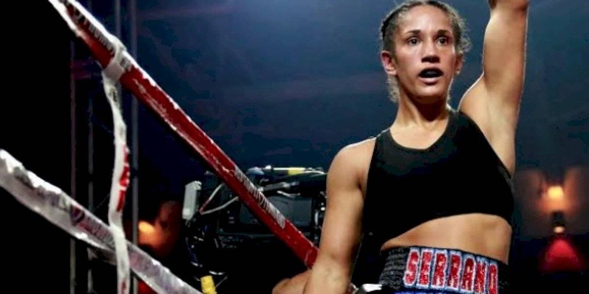 Amanda Serrano se convierte en campeona mundial unificada de las 126 libras