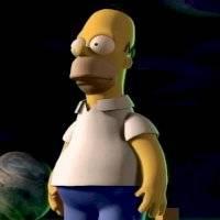 Los Simpson: un mensaje oculto se esconde en la tercera dimensión