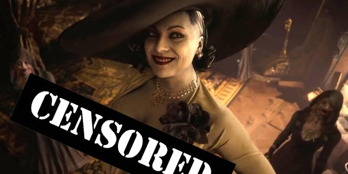 Resident Evil Village: Lady Dimitrescu y sus hijas podrían verse sin ropa de acuerdo a filtración
