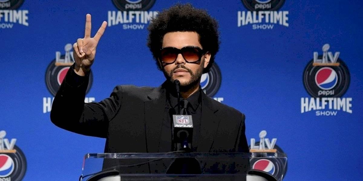 """The Weeknd promete innovador show en el Super Bowl LV: """"tienen que verlo"""""""