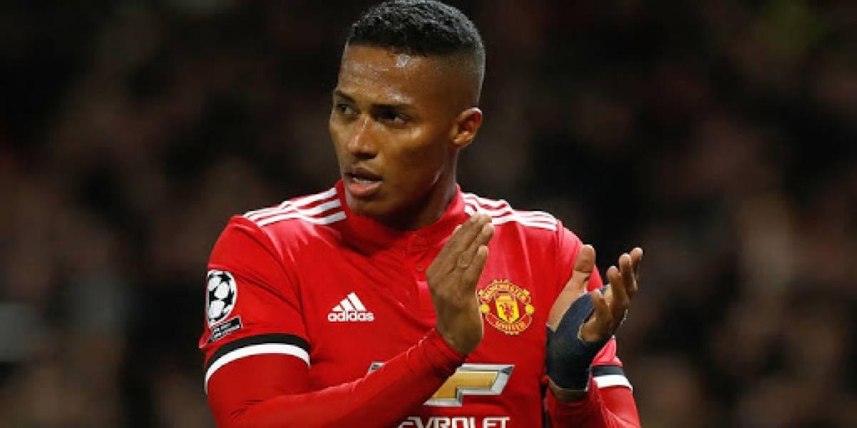 El Manchester United dice aún extrañar al 'Toño' Valencia