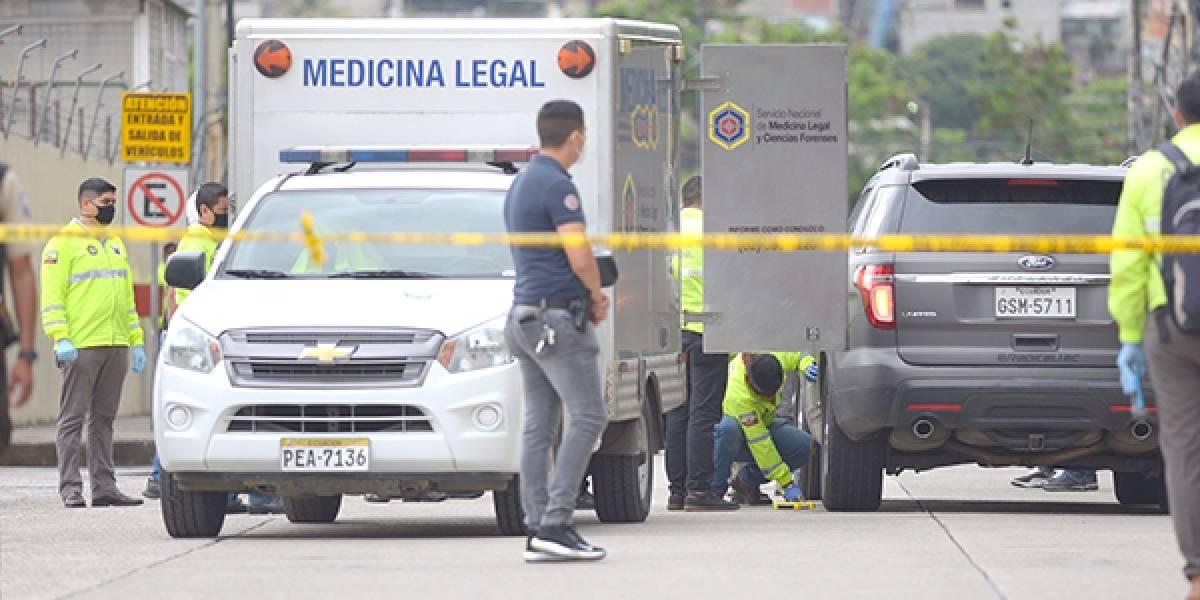 Carro desde el que dispararon a Efraín Ruales habría sido supuestamente conducido por una mujer