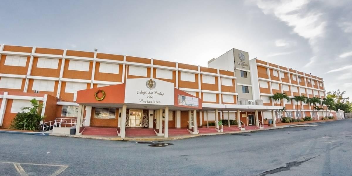 Anuncian cierre del Colegio La Piedad en Isla Verde