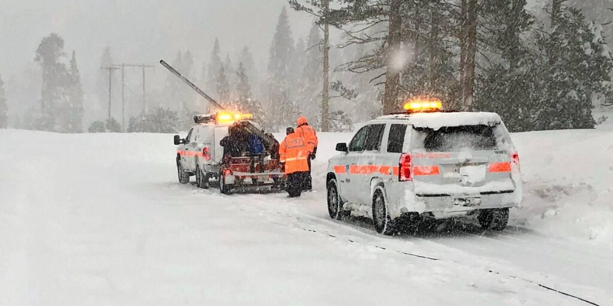 GPS dirige a hombre en California por camino en el bosque donde quedó varado 7 días