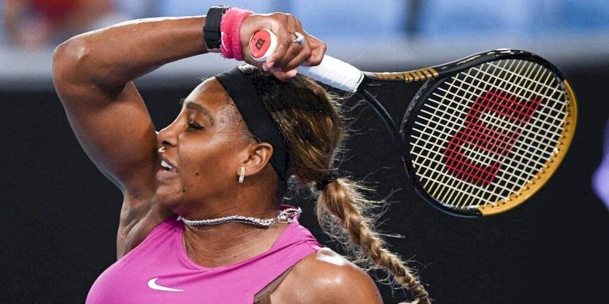 Serena Williams se retira de torneo previo al Abierto de Australia