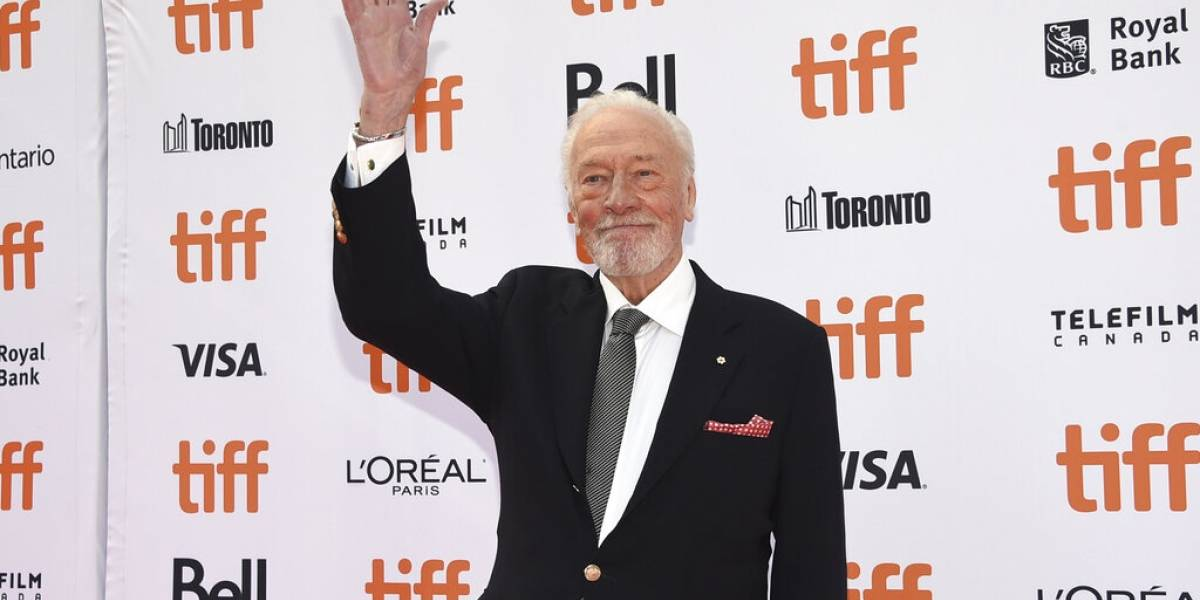 "Muere Christopher Plummer, astro de ""The Sound of Music"""