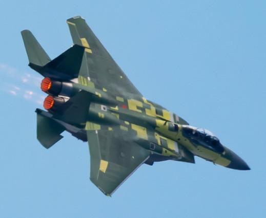 Nuevo modelo Boeing de aviones de combate F-15EX