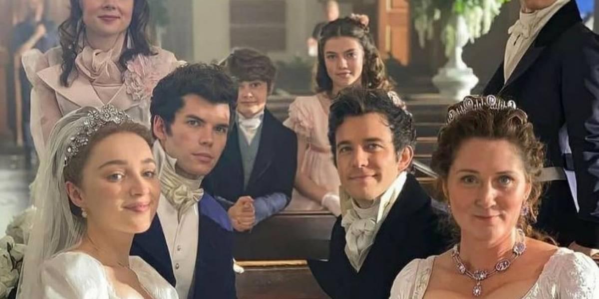 Actor de 'Bridgerton' revela posible fecha de estreno de la segunda temporada