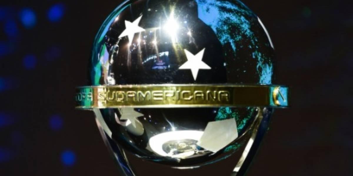 Así jugarán los ecuatorianos en la primera fase de la Sudamericana