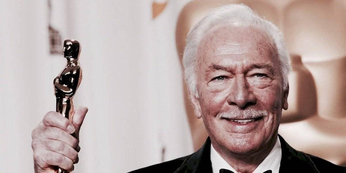Adiós a un icono de Hollywood, muere Christopher Plummer