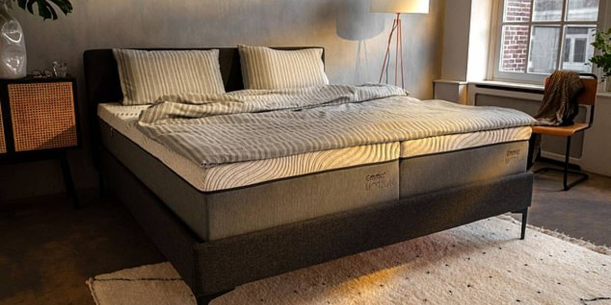 El sueño nunca estuvo mejor cuidado: crearon un colchón con Inteligencia Artificial