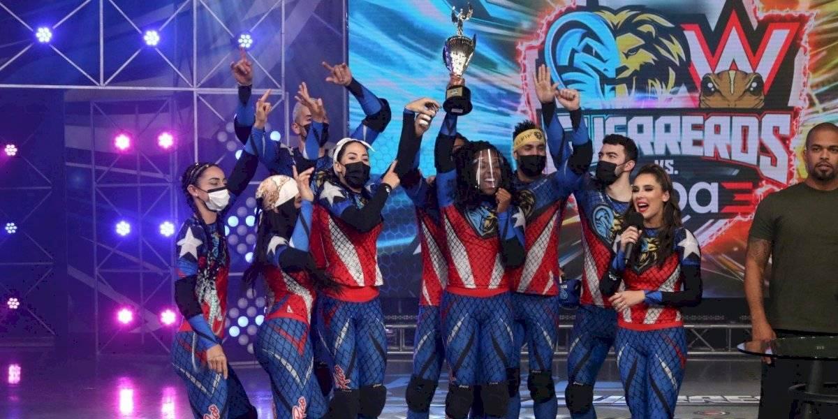 Los 'Guerreros' derrotan al 'Team' Coquí de Wapa y se llevan la Copa