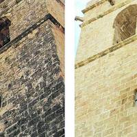 Mais uma restauração frustrada: dessa vez, a vítima foi um relógio em igreja do século XIV