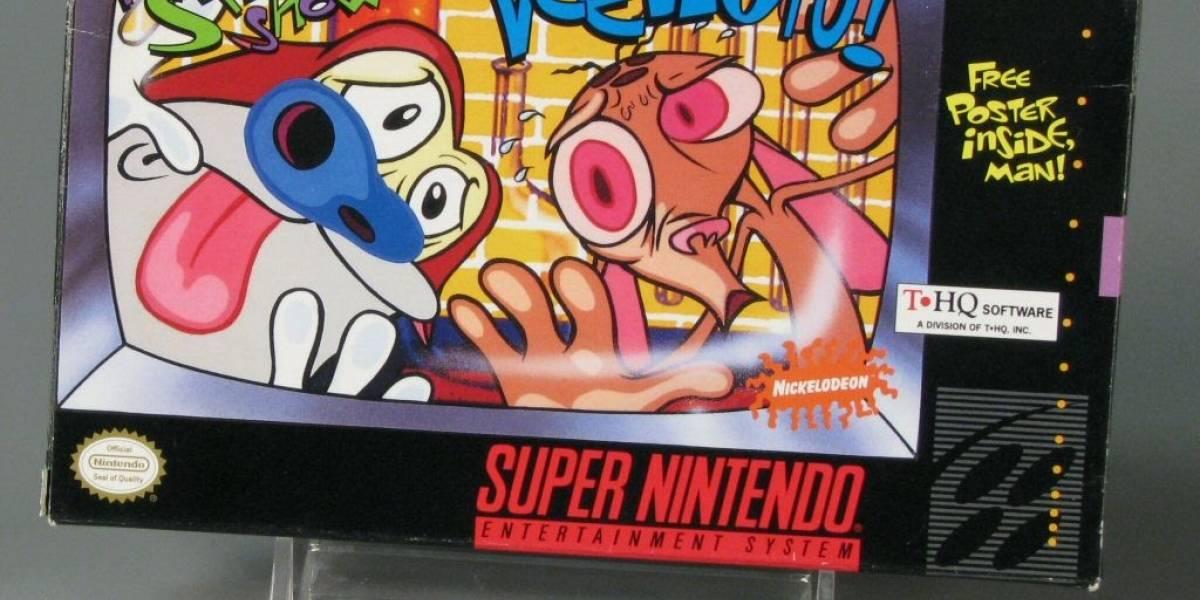 Ren and Stimpy Show: Veediots! Recordando el juego de SNES de la popular serie