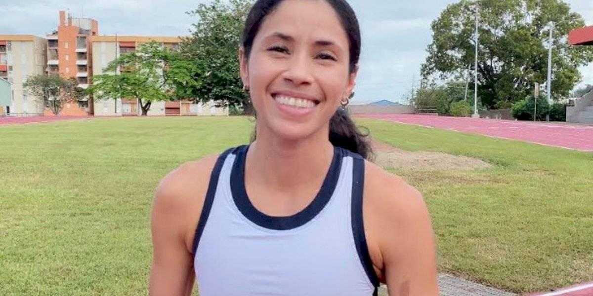 Beverly Ramos va tras su lugar en los Juegos Olímpicos