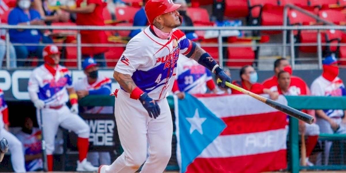 Mexico y Puerto Rico en la semifinal de la Serie del Caribe