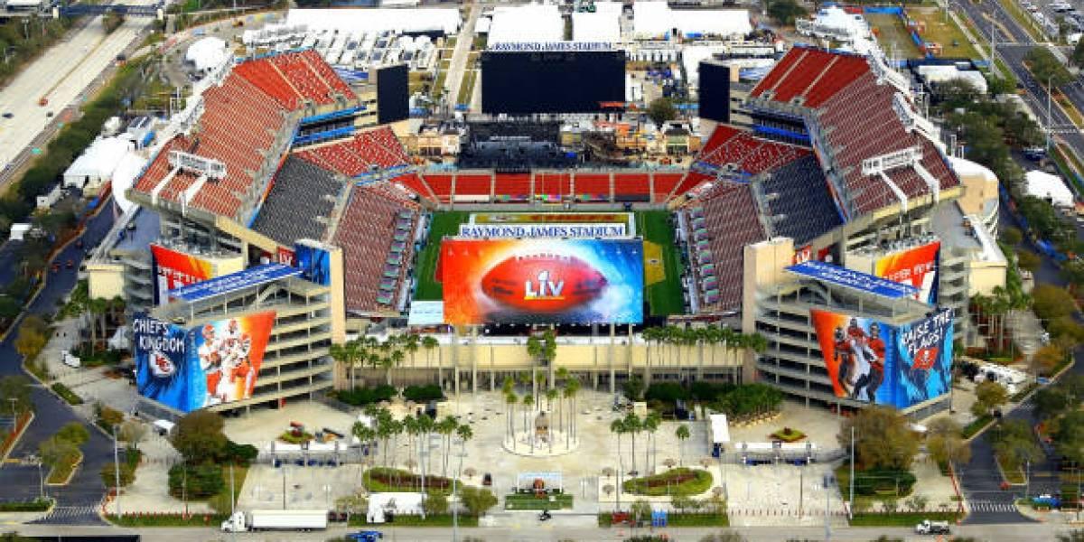 Super Bowl 2021: Estos son los detalles de la tecnología de punta que utilizará
