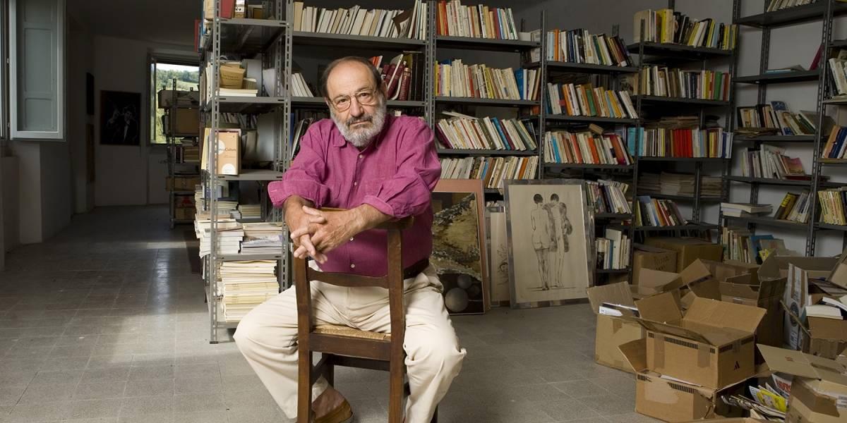 10 livros para relembrar a obra do filósofo italiano Umberto Eco