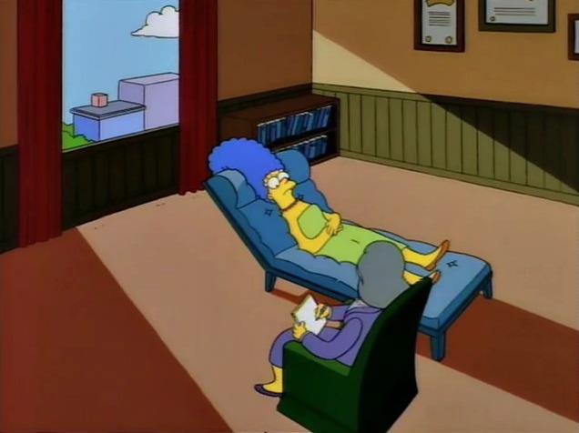 Los Simpson error de continuidad