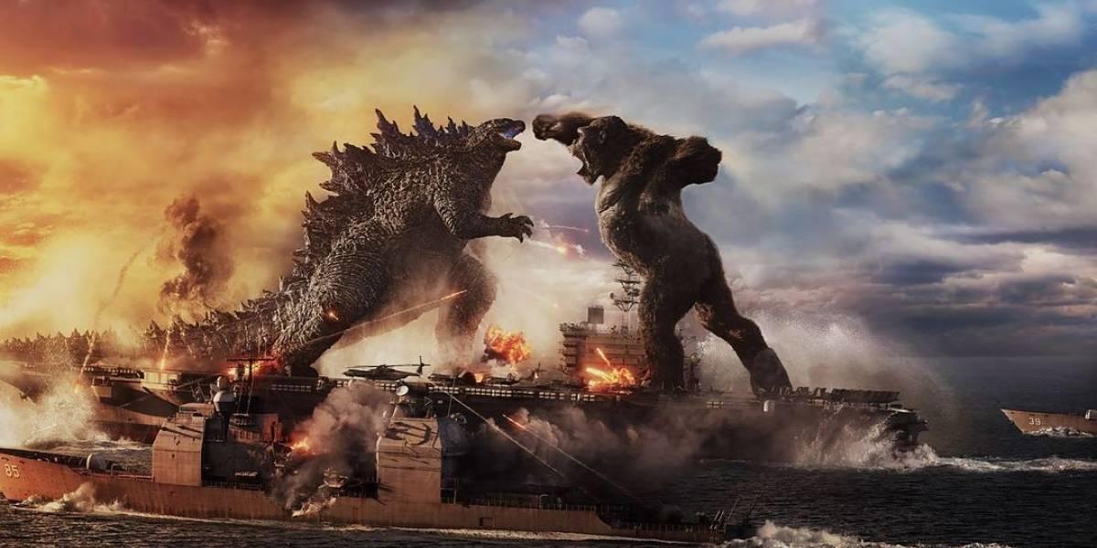 El tráiler de 'Godzilla vs. Kong' alcanza récord en YouTube y desafía a Marvel Studios