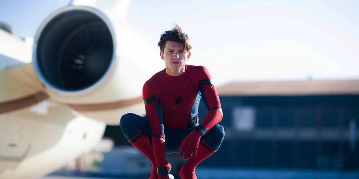 """Tom Holland asegura que 'Spiderman 3' es la película de superhéroes """"más ambiciosa"""""""