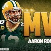 Aaron Rodgers, el MVP de la temporada 2020-21 de la NFL