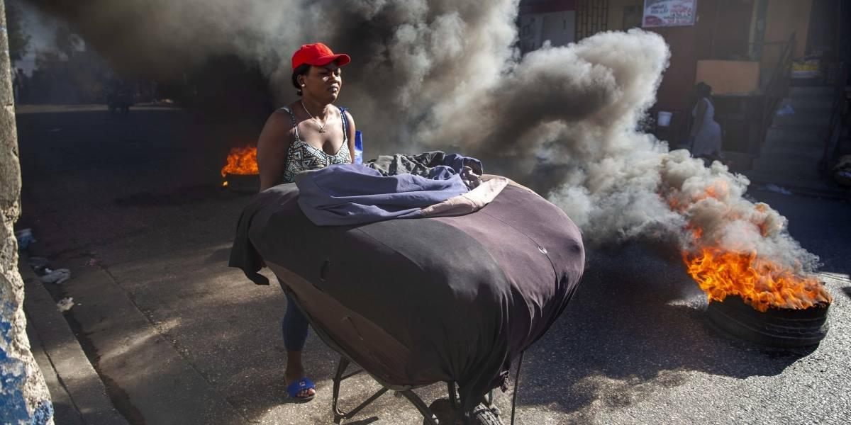 Presidente de Haití denuncia atentado contra su vida