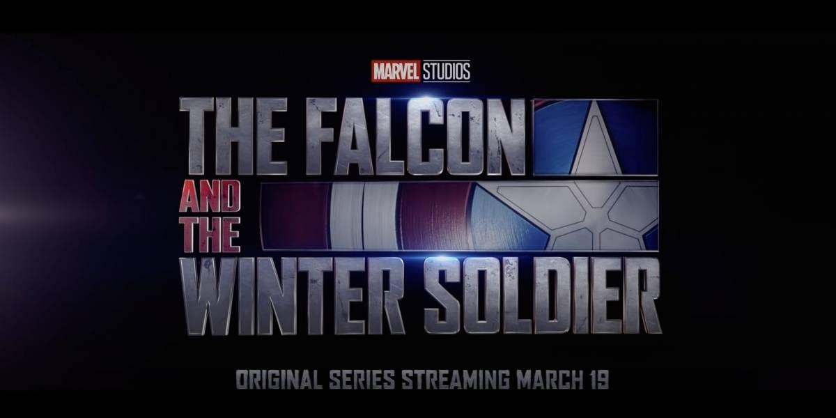 Mira el primer trailer de The Falcon and the Winter Soldier