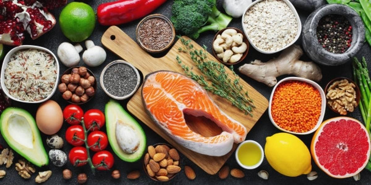 Dieta do ano tem menos carne e mais frutas e vegetais