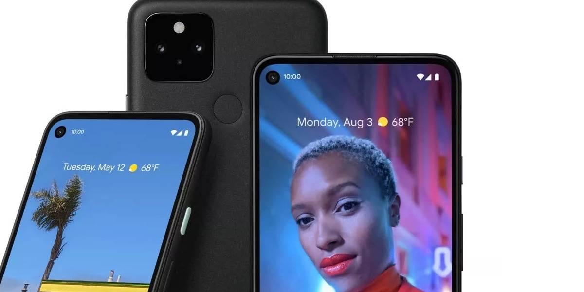 Google Pixel se actualizará para medir tu presión y respiración con la cámara de selfies