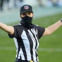 Sarah Thomas: primera mujer que es arbitro en el Super Bowl