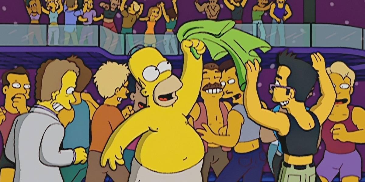 Los Simpson: alguien juntó todas las bromas LGBTQ de 31 años en un solo video